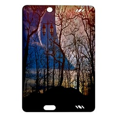 Full Moon Forest Night Darkness Amazon Kindle Fire Hd (2013) Hardshell Case