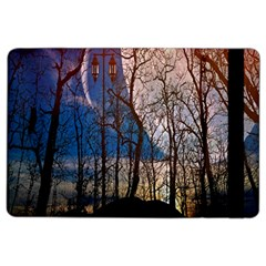 Full Moon Forest Night Darkness iPad Air 2 Flip
