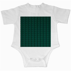 Golf Golfer Background Silhouette Infant Creepers