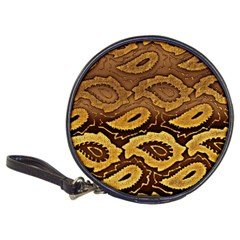 Golden Patterned Paper Classic 20-CD Wallets