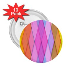 Graphics Colorful Color Wallpaper 2.25  Buttons (10 pack)