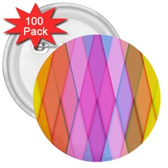 Graphics Colorful Color Wallpaper 3  Buttons (100 pack)