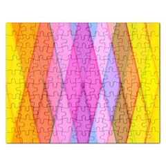 Graphics Colorful Color Wallpaper Rectangular Jigsaw Puzzl