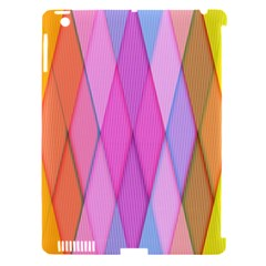 Graphics Colorful Color Wallpaper Apple Ipad 3/4 Hardshell Case (compatible With Smart Cover)
