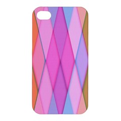 Graphics Colorful Color Wallpaper Apple iPhone 4/4S Premium Hardshell Case