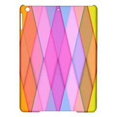 Graphics Colorful Color Wallpaper iPad Air Hardshell Cases