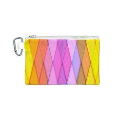 Graphics Colorful Color Wallpaper Canvas Cosmetic Bag (s)