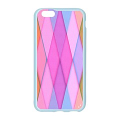 Graphics Colorful Color Wallpaper Apple Seamless iPhone 6/6S Case (Color)