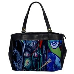 Graffiti Art Urban Design Paint Office Handbags