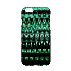 Green Triangle Patterns Apple Iphone 6/6s Hardshell Case