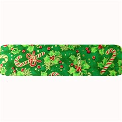 Green Holly Large Bar Mats