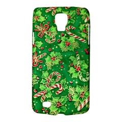 Green Holly Galaxy S4 Active