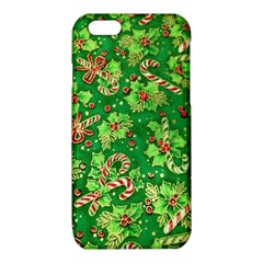 Green Holly iPhone 6/6S TPU Case