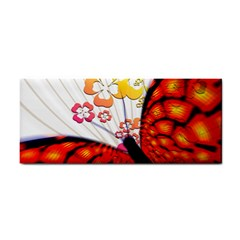 Greeting Card Butterfly Kringel Cosmetic Storage Cases