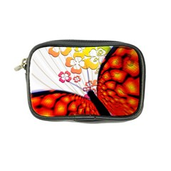 Greeting Card Butterfly Kringel Coin Purse