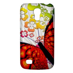 Greeting Card Butterfly Kringel Galaxy S4 Mini