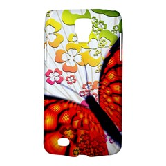 Greeting Card Butterfly Kringel Galaxy S4 Active