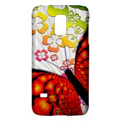 Greeting Card Butterfly Kringel Galaxy S5 Mini