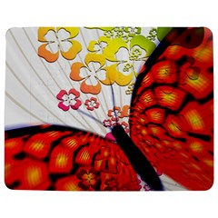 Greeting Card Butterfly Kringel Jigsaw Puzzle Photo Stand (rectangular)