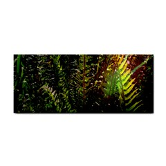 Green Leaves Psychedelic Paint Cosmetic Storage Cases