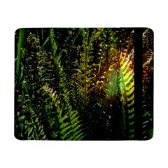 Green Leaves Psychedelic Paint Samsung Galaxy Tab Pro 8 4  Flip Case