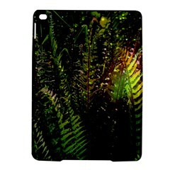 Green Leaves Psychedelic Paint Ipad Air 2 Hardshell Cases