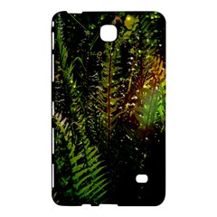 Green Leaves Psychedelic Paint Samsung Galaxy Tab 4 (8 ) Hardshell Case
