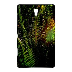 Green Leaves Psychedelic Paint Samsung Galaxy Tab S (8.4 ) Hardshell Case