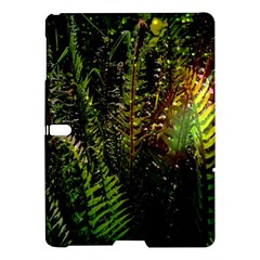 Green Leaves Psychedelic Paint Samsung Galaxy Tab S (10 5 ) Hardshell Case