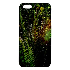 Green Leaves Psychedelic Paint iPhone 6 Plus/6S Plus TPU Case