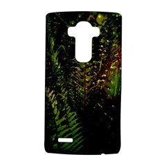 Green Leaves Psychedelic Paint LG G4 Hardshell Case