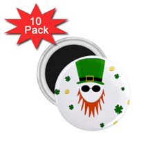 St. Patrick s day 1.75  Magnets (10 pack)