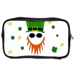 St. Patrick s day Toiletries Bags 2-Side