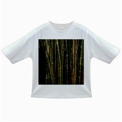 Green And Brown Bamboo Trees Infant/Toddler T-Shirts