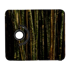 Green And Brown Bamboo Trees Galaxy S3 (flip/folio)