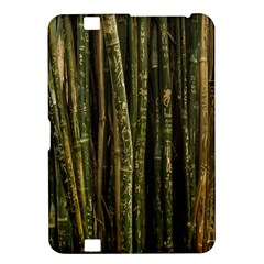 Green And Brown Bamboo Trees Kindle Fire Hd 8 9