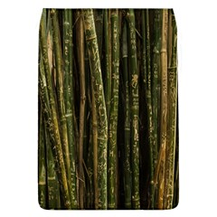 Green And Brown Bamboo Trees Flap Covers (l)