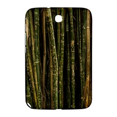 Green And Brown Bamboo Trees Samsung Galaxy Note 8.0 N5100 Hardshell Case