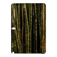 Green And Brown Bamboo Trees Samsung Galaxy Tab Pro 10.1 Hardshell Case