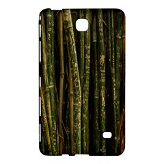 Green And Brown Bamboo Trees Samsung Galaxy Tab 4 (8 ) Hardshell Case