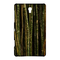 Green And Brown Bamboo Trees Samsung Galaxy Tab S (8 4 ) Hardshell Case