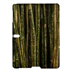 Green And Brown Bamboo Trees Samsung Galaxy Tab S (10.5 ) Hardshell Case