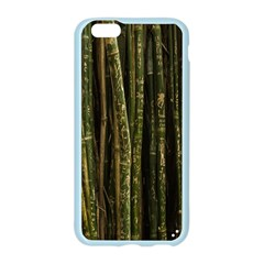 Green And Brown Bamboo Trees Apple Seamless iPhone 6/6S Case (Color)