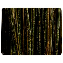 Green And Brown Bamboo Trees Jigsaw Puzzle Photo Stand (Rectangular)
