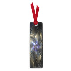 Fractal Blue Abstract Fractal Art Small Book Marks