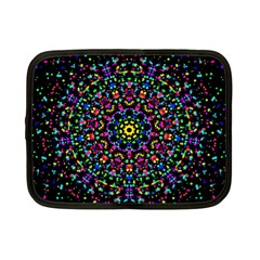 Fractal Texture Netbook Case (Small)