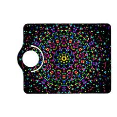 Fractal Texture Kindle Fire Hd (2013) Flip 360 Case