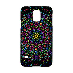 Fractal Texture Samsung Galaxy S5 Hardshell Case