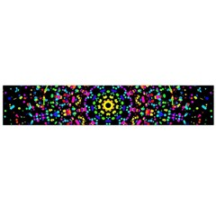 Fractal Texture Flano Scarf (Large)