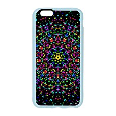 Fractal Texture Apple Seamless iPhone 6/6S Case (Color)